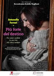 Più forte del destino Antonella Ferarri. Disabilmente.it