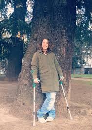 """""""Io condivido"""" Samanta Crespi condivide: vivere da adulti, le sfide della paralisi cerebrale infantile"""