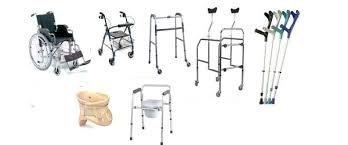 Servizio Sanitario Nazionale,  ausili forniti alla persona con disabilità