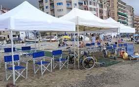 """""""Io condivido"""" turismo accessibile (Samanta Crespi). Spiaggia in Liguria: lo Scaletto senza scalini"""