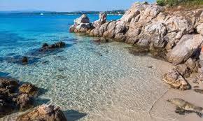 Golfo Aranci comune lilla