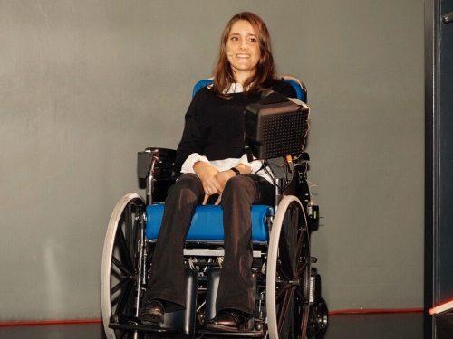 """""""Io condivido"""" notizia annunci (Lorenza Trinchero) Il progetto Alba Robot La sedie a rotelle tradizionali di diventare smart"""