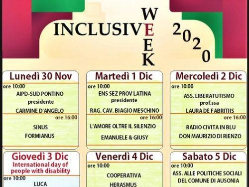 """""""Io condivido"""" rete informativa per la disabilità.  Giornata mondiale della disabilità"""