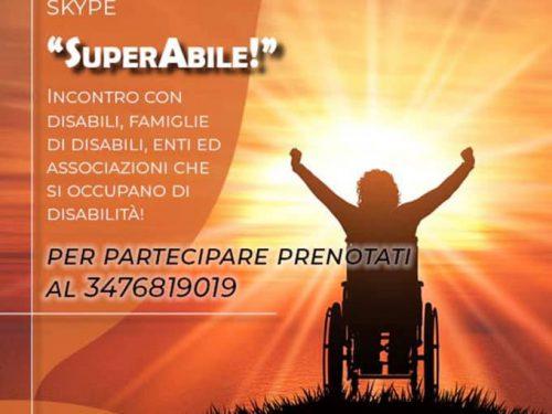 """""""Io condivido"""" rete informativa per la disabilità. SuperAbile"""