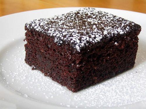 Tortine morbide al cioccolato, dolci al cucchiaio per disfagia