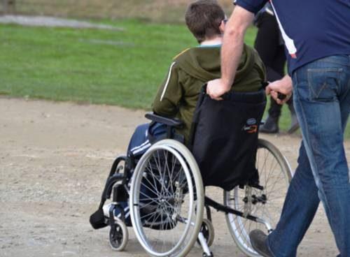 I soldi contanti, non si posso usare per spese per disabili