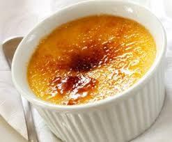 Crème brùlèe, dolci al cucchiaio per disfagia