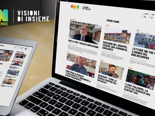 """""""Io condivido"""" con: il video magazine partecipativo del sociale"""