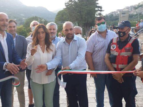 """""""Io condivido"""" Nuovo Orizzonte condivide: inaugurazione biblioteca comunale Ausonia"""