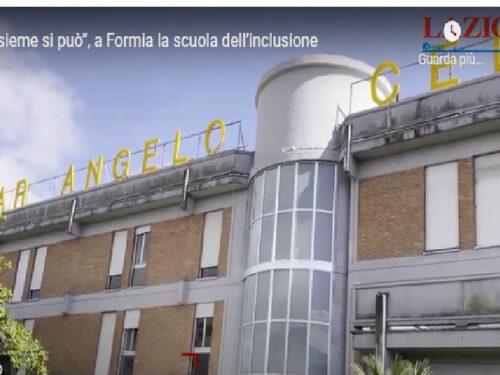 """""""Io condivido"""" """"Insieme si può"""", a Formia la scuola dell'inclusione. Cooperativa Nuovo Orizzonti"""
